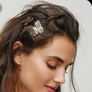 Butterfly 🦋 Hair Clips